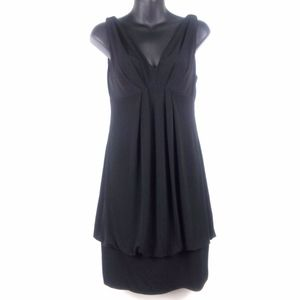 Eliza J Missy Tunic Backless Bubble Hem Dress Sz 8